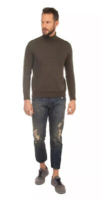DIESEL Cropped Jeans W30 L30 Ripped Faded Dirty Look Skinny Fit MHARKY 084ZM NEW