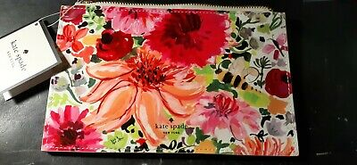 """Kate Spade New York """"Dahilia""""  Cosmetic Bag/Pencil Case-New With Tags"""