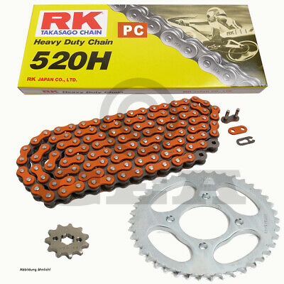 Aprilia RX 125 1991 520H Heavy Duty Gold Choho Chain