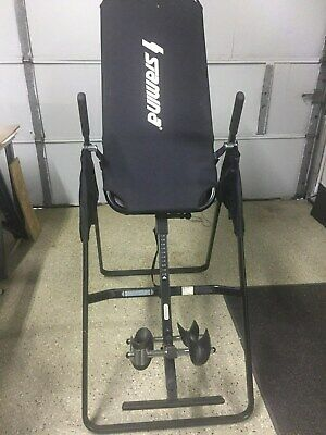 Inversion Therapy Table Back Pain Stretching Inverter Machine high Capacity