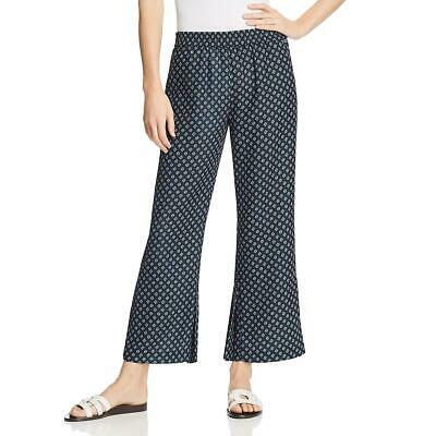 Le Gali Womens Brea Pleated Pull On Wear to Work Gaucho Pants BHFO 2138