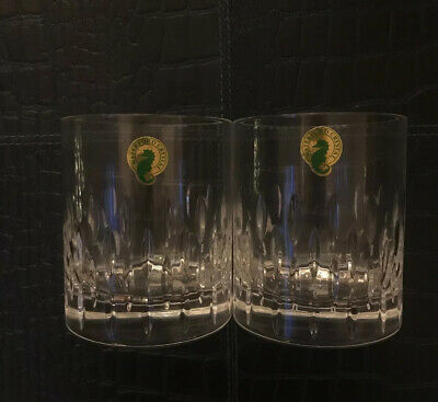 Marquis by Waterford 165118 Markham Double Old Fashioned Glasses Set Of 2