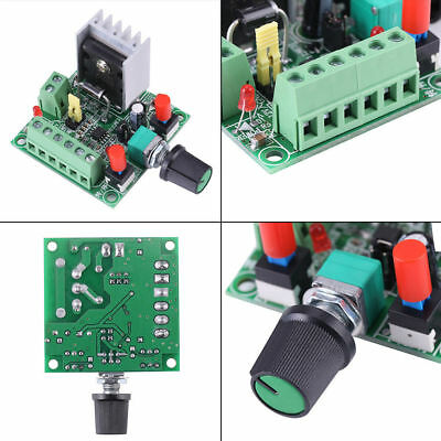 1pcs Stepper Motor Driver Controller PWM Pulse Signal Generator Speed Regulator