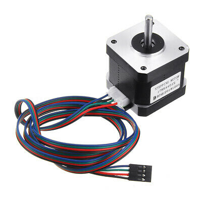 TEVO 78 Oz-in 38mm NEMA17 Stepper Motor for DIY 3D Printer 1.8A Step Angle UK