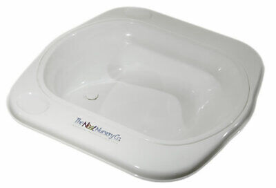 Brand new the neat nursery co supa bath in white suitable from birth