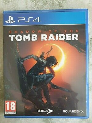 Shadow of the Tomb Raider (PlayStation4)