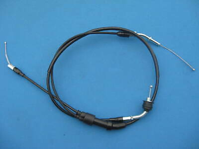 Yamaha  Dt125 Lc  Throttle Cable  1982 - 1989