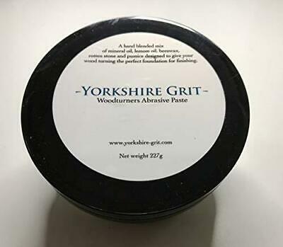 Mabie Todd Yorkshire Grit - Original - Woodturners Abrasive Paste
