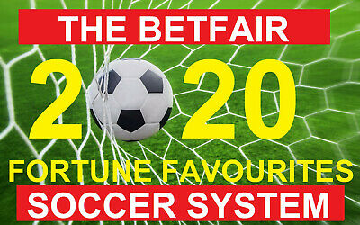 The Betfair Fortune Favourites In Play Soccer Betting System (FOOTBALL)