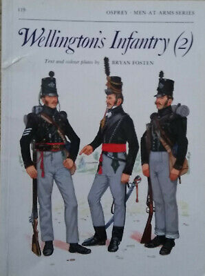 Osprey Men-At-Arms #119 WELLINGTON'S INFANTRY (2)