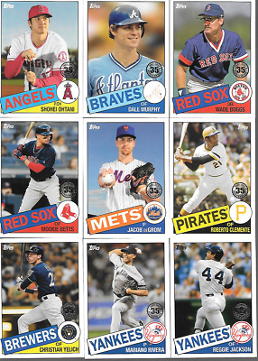 2020 Topps Series One Insert & Parallel Singles***You Pick***