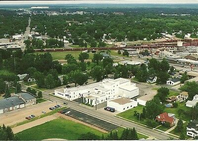 """""""The Stevens Point Brewery, Stevens Point, Wisconsin"""" Point Beer Postcard New"""