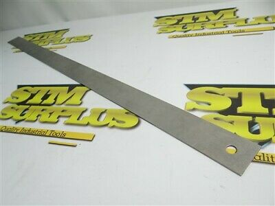 """Precision 36"""" Stainless Straight Edge Usa The O. Alteneder & Sons"""
