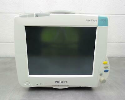 Phillips IntelliVue MP50 Patient Monitor