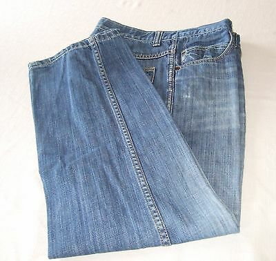 M&S Boys stonewashed blue jeans aged 12 years w 26""