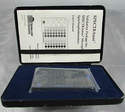 Molecular Devices SpectraTest ABS1 Absorbance Validation Plate 0200-6117