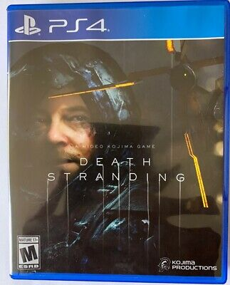 death stranding ps4 game 2019 Kojima Productions Sony Play Station 4
