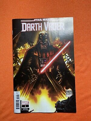 Star Wars Darth Vader 1 Daniel 1:50 Variant Marvel Comics