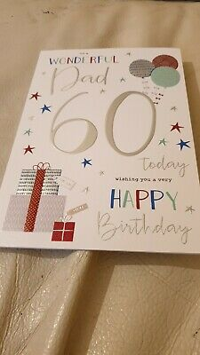 For special Dad On Your 60th Birthday Card