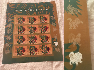 Pick 1:Forever Stamps W/Post Card Stamps ~OR~ 1 Sheet Of Chinese New Year Of Dog