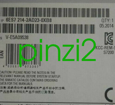 1PC NEW IN BOX Siemens PLC 6ES7 214-2AD23-OXB8