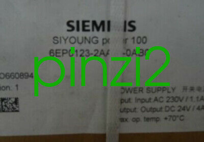 1PC Brand NEW IN BOX Siemens 6EP0123-2AA00-0AB0
