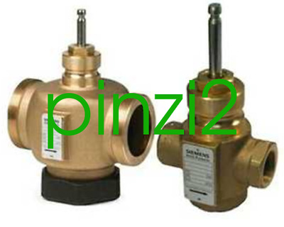 1PC New SIEMENS Threaded Water Pipe Valve VVI47.15-2.5