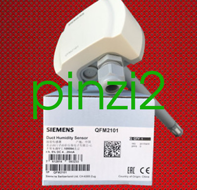 1PC NEW SIEMENS QFM2101 wind pipe temperature and humidity sensor