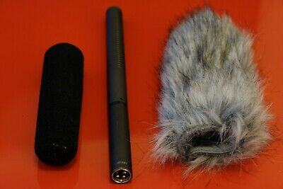 Audio Technica AT897 Shotgun Condenser Microphone lightly used
