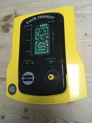 GCL PUCK MONSTER Retro handheld electronic game console PAC MAN