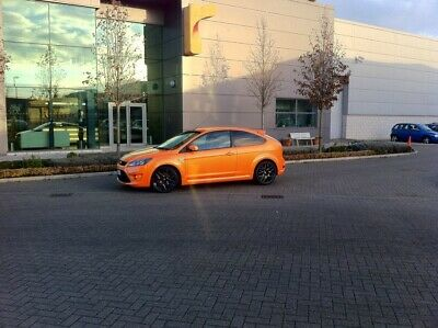 ford focus st VERY LOW MILEAGE NO RESERVE