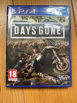Days Gone on PS4 in MINT Condition