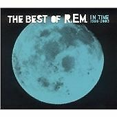 %  R.E.M. - In Time (The Best of 1988-2003 cd freepost in very good condition