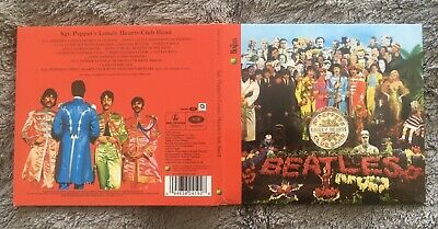 The Beatles 'Sgt. Pepper's Lonely Hearts Club Band' CD 2009 Remastered Reissue