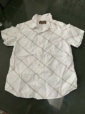 Urban Outlaws-Boys Shirt Top Age 6-7!Smart Casual Party Formal Everyday