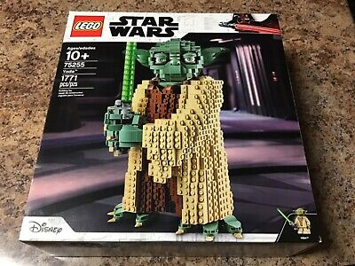 NEW LEGO Star Wars Yoda 75255 NEW SEALED NEVER OPENED BRAND NEW !!!