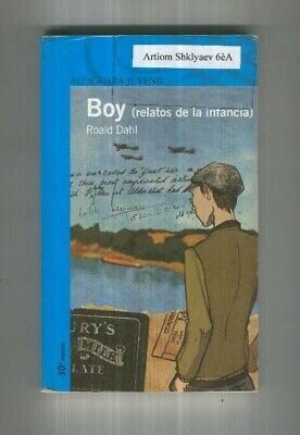Boy. Relatos De La Infancia