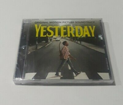 Yesterday Original Motion Picture Soundtrack CD