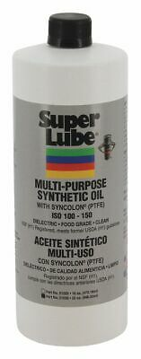 Super Lube Synthetic Hydraulic Oil, 1 qt. Bottle, ISO Viscosity Grade : 150