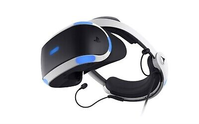 Sony PlayStation VR Brille V2 2. Gen. Wie Neu + Kamera + Ps4 Vr Headset