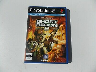 Tom Clancys Ghost Recon 2 Playstation Two PS2 game
