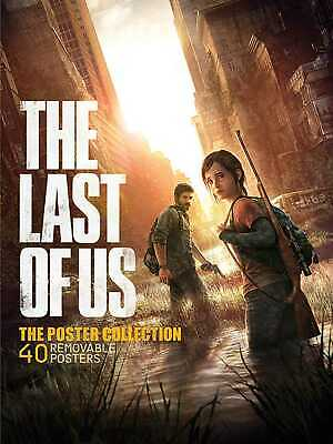 NEW BOOK Last of Us: The Poster Collection (Insights Poster Collections) by Naug