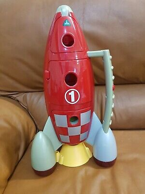 Early Learning Centre ELC Lift Off Rocket RRP $100