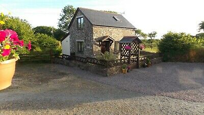 Devon Holiday Cottage, 7 nights, 2nd May to 9th May, Sleeps 2 only.