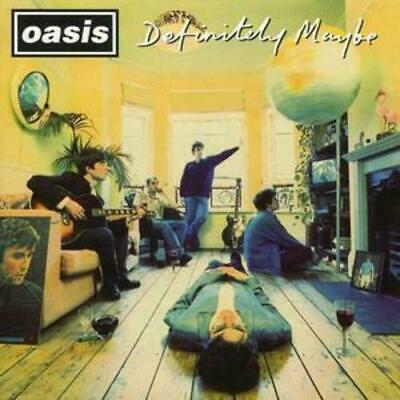 Oasis - Definitely Maybe 11 Track Cd  New Mint Unplayed