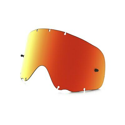 Oakley Crowbar Genuine Fire Iridium Motocross Replacement Lens Free UK Post