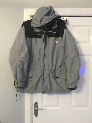 The North Face Grey  Outdoor Jacket Coat (Men's / Size: Large)