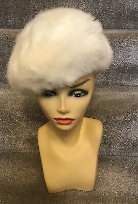 Vintage Mohair Type Hat Griffin & Spalding Nottingham Pre-owned
