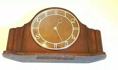 Vintage Smiths 30 Hour Mantle Clock.