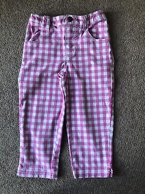 Mini Boden Girls Trousers Excellent Cond